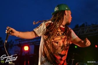 Photo Sunset saison festival 2015 I-Sens the diplomatik's reggae band la teste de buch photographe adrien sanchez infante bassin d'arcachon (19)