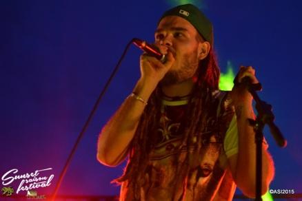 Photo Sunset saison festival 2015 I-Sens the diplomatik's reggae band la teste de buch photographe adrien sanchez infante bassin d'arcachon (34)