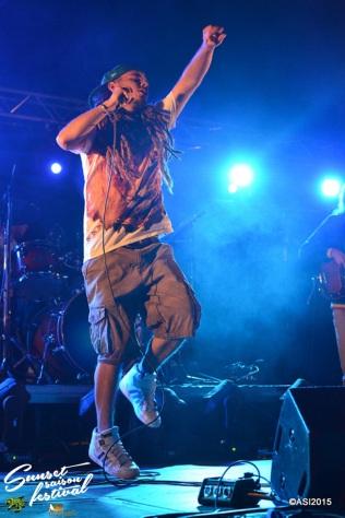 Photo Sunset saison festival 2015 I-Sens the diplomatik's reggae band la teste de buch photographe adrien sanchez infante bassin d'arcachon (38)
