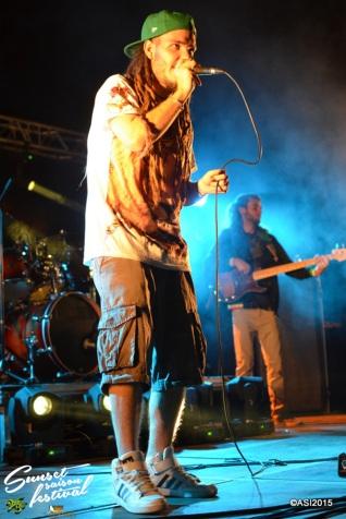 Photo Sunset saison festival 2015 I-Sens the diplomatik's reggae band la teste de buch photographe adrien sanchez infante bassin d'arcachon (46)