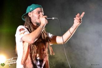 Photo Sunset saison festival 2015 I-Sens the diplomatik's reggae band la teste de buch photographe adrien sanchez infante bassin d'arcachon (51)