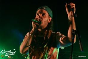 Photo Sunset saison festival 2015 I-Sens the diplomatik's reggae band la teste de buch photographe adrien sanchez infante bassin d'arcachon (58)