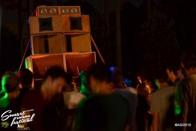Photo Sunset saison festival 2015 ital vibes dub music reggae la teste de buch photographe adrien sanchez infante bassin d'arcachon (2)