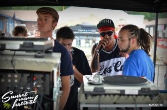 Photo sunset saison festival 2015 la teste de buch rideabar Youth Legacy sound system reggae dub adrien sanchez infante photographe bassin d'arcachon (10)