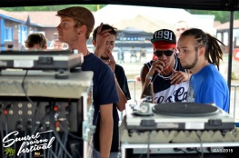 Photo sunset saison festival 2015 la teste de buch rideabar Youth Legacy sound system reggae dub adrien sanchez infante photographe bassin d'arcachon (11)