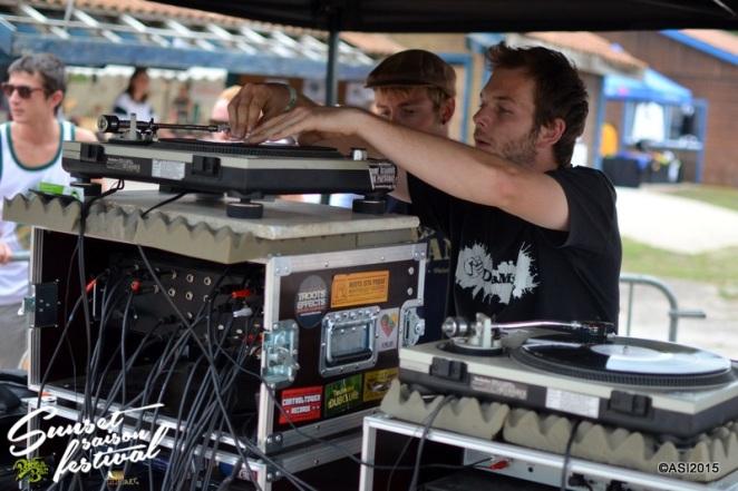 Photo sunset saison festival 2015 la teste de buch rideabar Youth Legacy sound system reggae dub adrien sanchez infante photographe bassin d'arcachon (4)