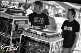 Photo sunset saison festival 2015 la teste de buch rideabar Youth Legacy sound system reggae dub adrien sanchez infante photographe bassin d'arcachon (7)