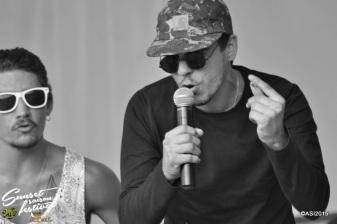 Photo Sunset saison festival 2015 l'escale tropicale ovakoum dyami jouvence tourne l'oeil rap la teste de buch photographe adrien sanchez infante bassin d'arcachon (25)