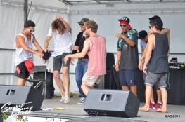 Photo Sunset saison festival 2015 l'escale tropicale ovakoum dyami jouvence tourne l'oeil rap la teste de buch photographe adrien sanchez infante bassin d'arcachon (35)