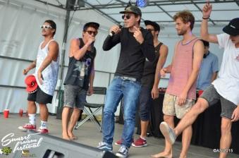 Photo Sunset saison festival 2015 l'escale tropicale ovakoum dyami jouvence tourne l'oeil rap la teste de buch photographe adrien sanchez infante bassin d'arcachon (49)