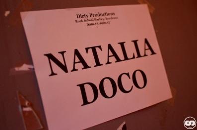 Natalia Doco Rock School Barbey Bordeaux