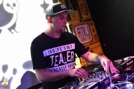 Atili Bandalero feat. Massy & Triple au Bagus Bar
