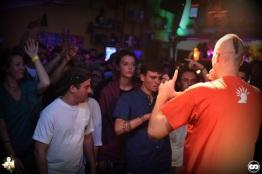Big Red Tomawok au Bagus Bar