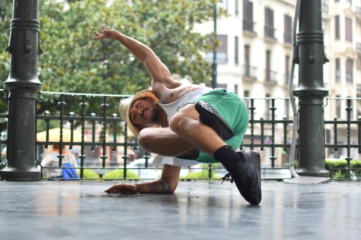 Vidéo : MARVIN – BBOY BREAK DANCE / NEW STYLE
