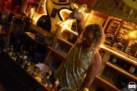 I Sens & The Diplomatik's au Booboo'zzz Bar