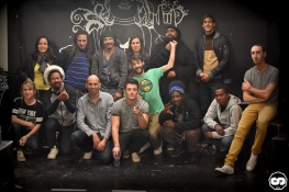 Jahneral Blunty & Ras Biko au Bagus BAr