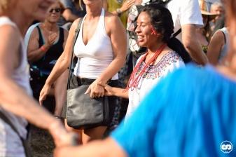 Photo Musicalarue 2018 Festival Luxey Adrien Sanchez Infante Maria J Cardalliaguet Mariflie Sara Curruchich (3)