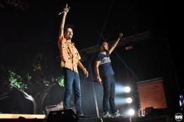 Photo Musicalarue 2018 festival luxey landes photographe adrien sanchez infante Bigflo & oli (6)